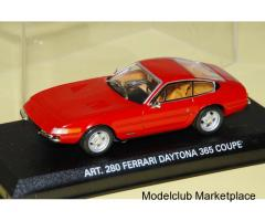 Ferrari 365 Daytona Coupe, 1/43 CDC Detail Cars