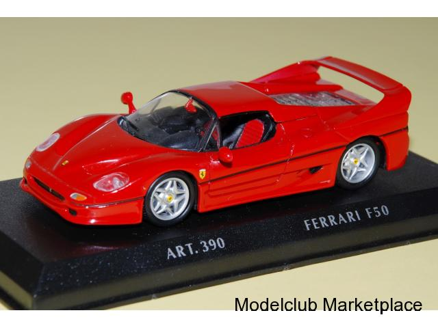 Ferrari F50, 1/43, CDC Detail Cars