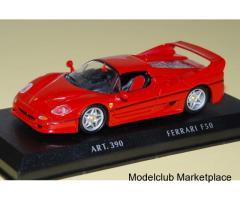 Ferrari F50, 1/43, CDC Detail Cars