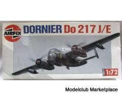Dornier Do 217J/E  172 Airfix