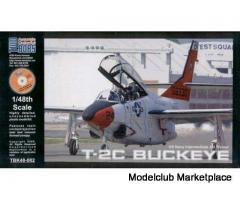 T-2C BUCKEYE 1/48 TWO BOBS
