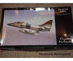 Classic Airframes 1/48 Skyhawk TA-4J