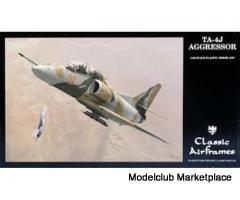 Classic Airframes 1/48 Skyhawk TA-4J Aggressor