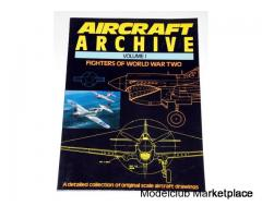 AIRCRAFT ARCHIVE Vol.1, Fighters of WW2 (Argus)