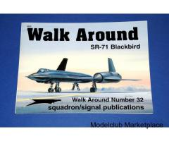 SR-71 WALK AROUND (Squadron)