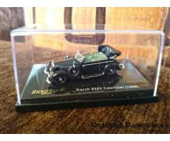 Horch 930V  cabriolet  Ricko 1/87