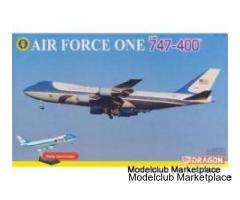 AIR FORCE ONE Boeing 747-400