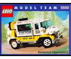 Lego Model team 5550