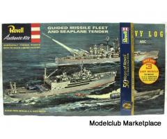 Guided Missile Fleet Revell