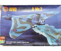 Avro Vulcan B Mk2 1/72 Airfix