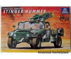 Special Forces Stinger Hummer