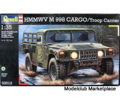M998 HMMWV  Cargo/Troop Carrier