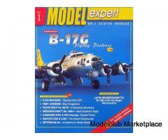 MODEL EXPERT Volume 1, WW2 Aviation Showcase