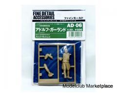 ADOLF GALLANT 1/32 (Fine Molds)
