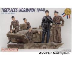 Tiger Aces (Normandy 1944)  1/35