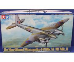 De Havilland Mosquito 1:48 Fb Mk VI/nf Mk II