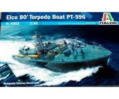 PT BOAT PT-596