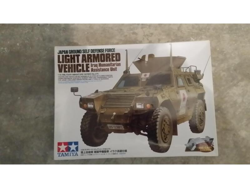 Light Armoured Vehicle