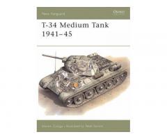 T-34 Medium tank 1941-1945