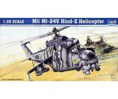 Mil Mi-24V Hind-E Helicopter