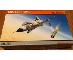 Eduard Mirage IIICJ Profipack (1/48)