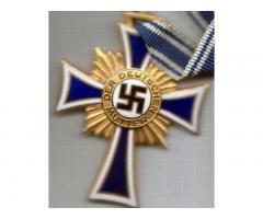 ΓΕΡΜΑΝΙΚΟΣ ΣΤΑΥΡΟΣ ΤΗΣ ΜΑΝΑΣ 1939-1945 Α' ΤΑΞΗΣ