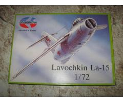 Lavochkin La-15 Cooperativa