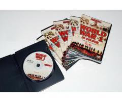 WORLD WAR 1 IN COLOUR (6 DVD Set) - Με ελληνικούς υπότιτλους!