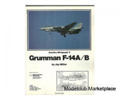 Aerofax Minigraph 3 , F-14 A/B