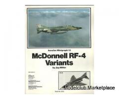 Aerofax Minigraph 13 , RF-4