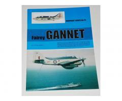 FAIREY GANNET (Warpaint Series No.23)