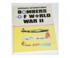 BOMBERS OF WWII (Aerodata International)