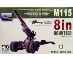 M115  8in Howitzer