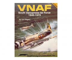 VNAF South Vietnamese Air Force 1945-1975