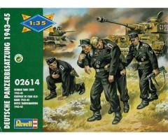 German Tank Crew '43-'45