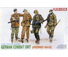 Dragon German Combat Unit Ardennes '44-'45