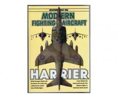 HARRIER, Modern Fighting Aircraft (Aviation Fact File - Salamander)