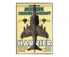 HARRIER, Modern Fighting Aircraft (Aviation Fact File - Salamander)
