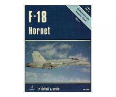 F-18 Hornet in Detail and Scale