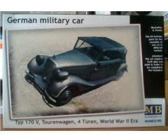 German Military car, Typ 170V, Νέα μειωμένη τιμή