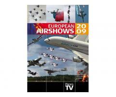 DVD European Airshows 2009