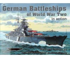 German Battleships of WW2 in action (Squadron)