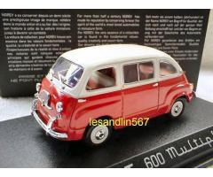 NOREV - FIAT 600 MULTIPLA 1/43