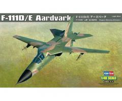 F-111D/E η F-111A