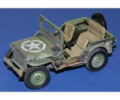 JEEP WILLYS (Forces of Valor)