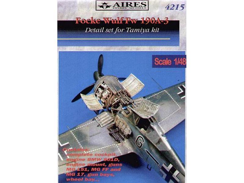 FOCKE WULF FW 190 DETAIL SET