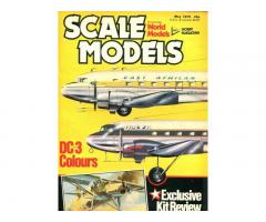 SCALE MODELS May 1979