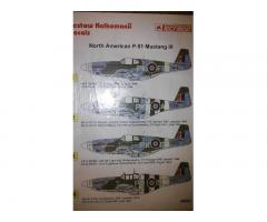 MUSTANG III POLISH RAF UNITS