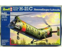 1/72 H-21 revell