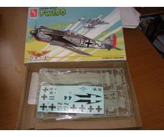 AMT/ERTL 1/48 Fw-190